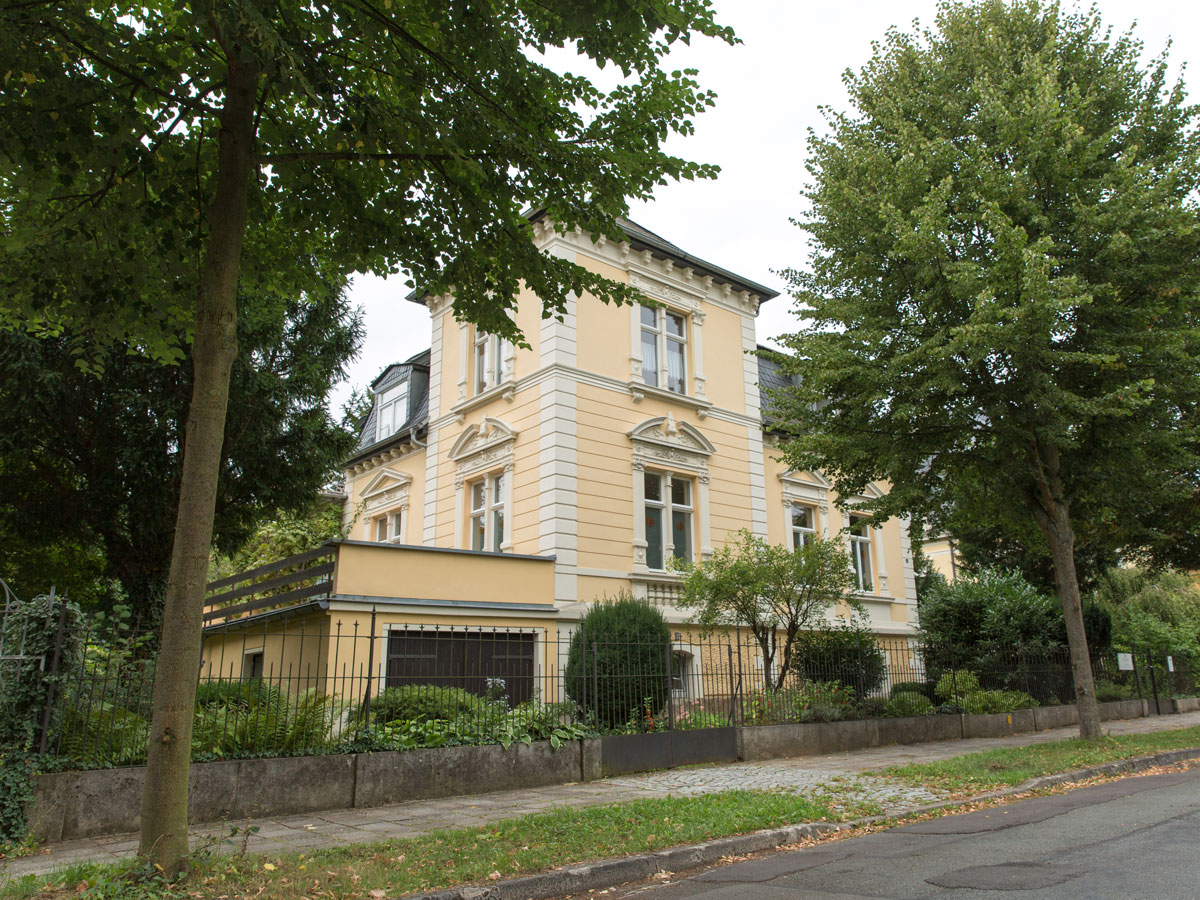 PhysioConzept in der Villa Haberstolz